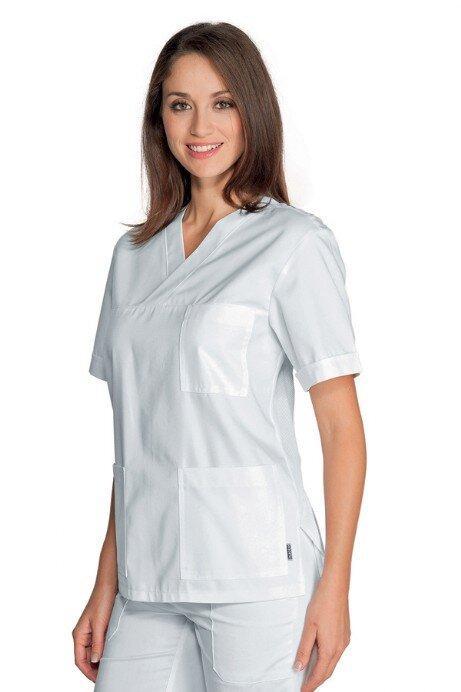 Casacche collo a V unisex per assistenti sanitari - Camici e Divise ... 1e673bcfb50