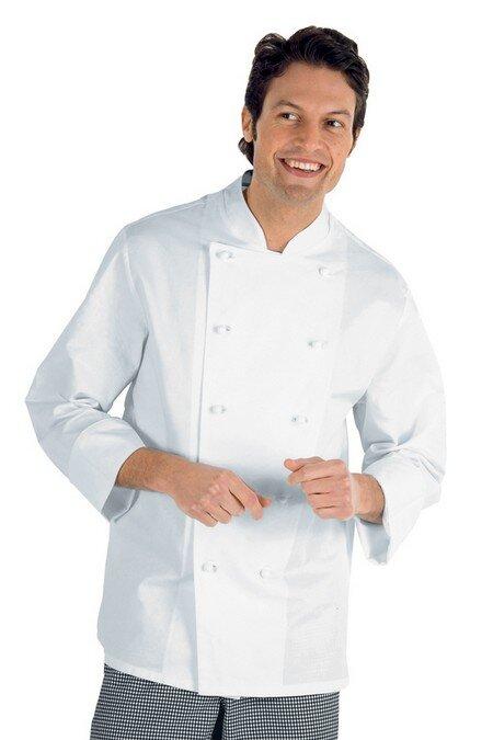 Smart Classic Giacca da cuoco in jeans 3XL taglie: S