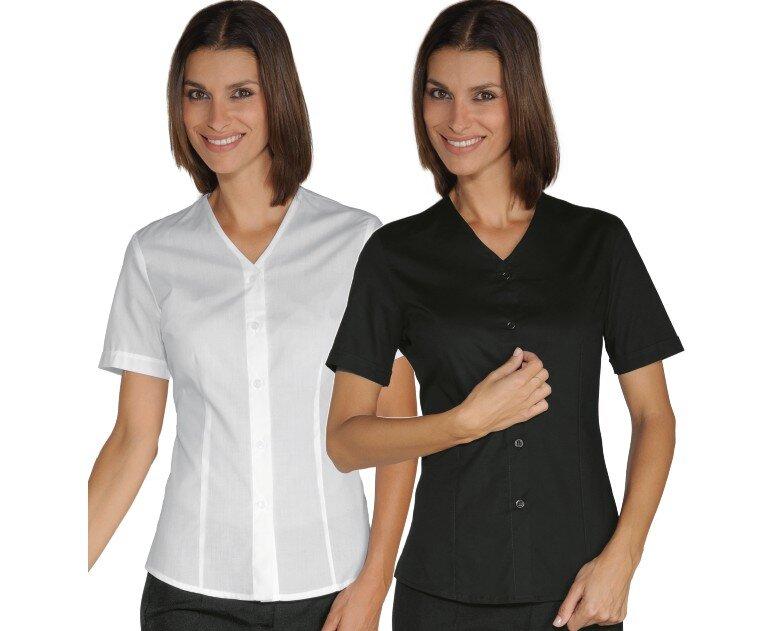 meet 288b5 fae45 ANTIGUA - Camicie donna colorate mezza manica in poliestere ...
